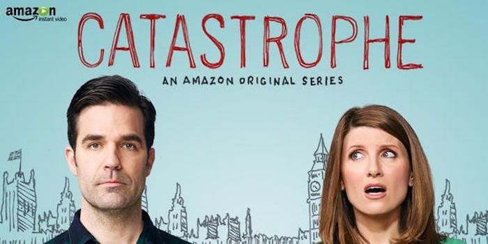 'Catastrophe', Amazon Original Romantic Comedy About Two People Thrust Into Each Other's Lives