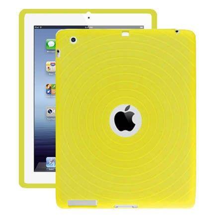 Bombay (Gul) iPad 3 Deksel