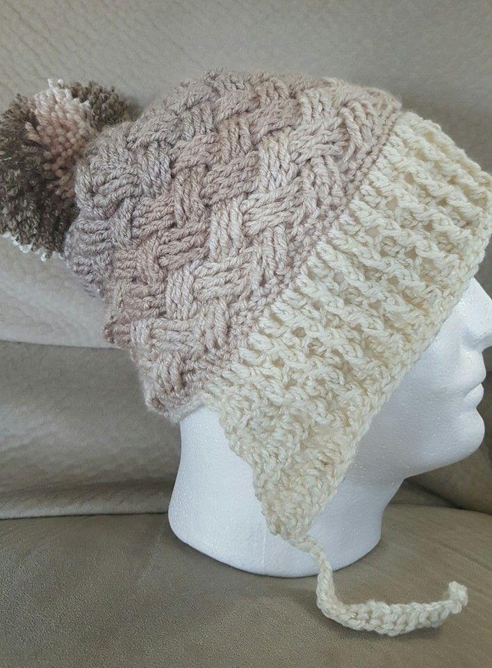 Crochet Hats Using Caron Cakes