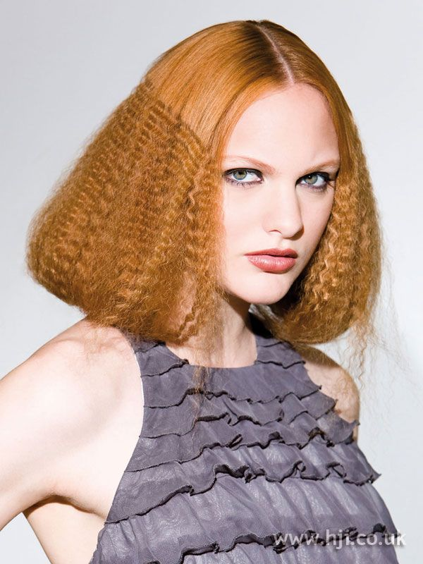 how to make your hair crimped
