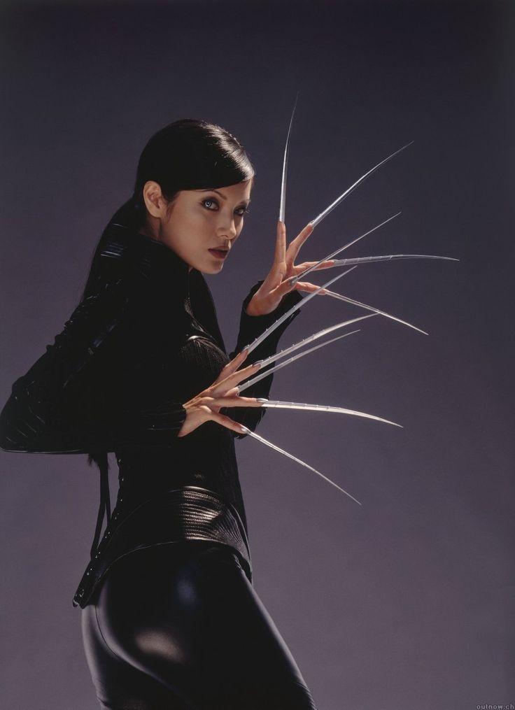 Kelly Hu as Lady Deathstrike