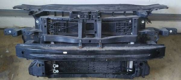 """2006-2010 Volkswagen Passat B6 """"Loaded"""" Radiator Core Support"""