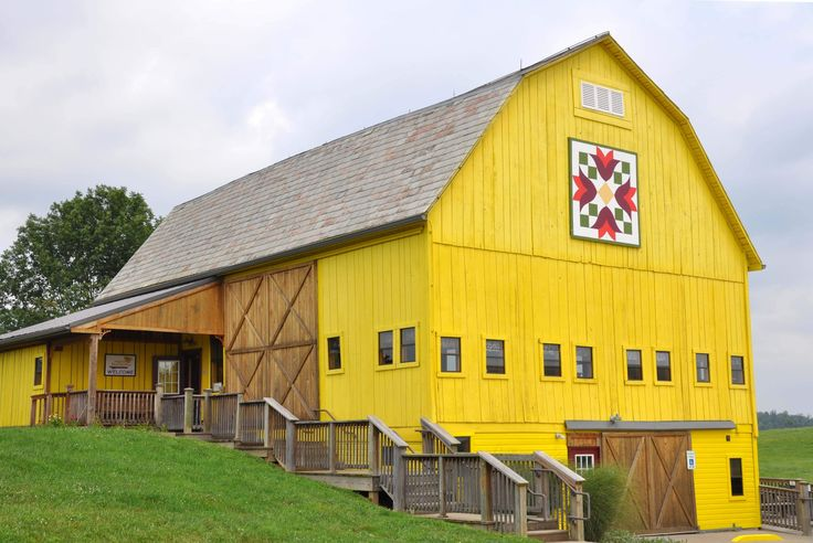 Charleston Daily Mail   Barn quilts are W.Va. attraction
