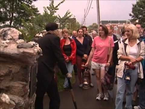 Wolfville's Gravely Ghost Walk!