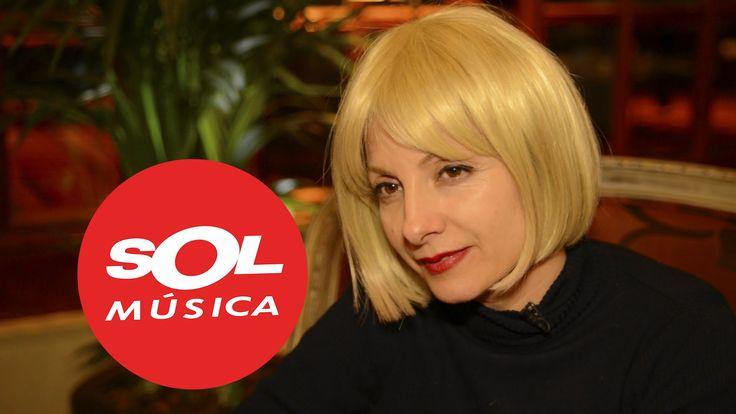 Najwa - Entrevista Sol Música 2014
