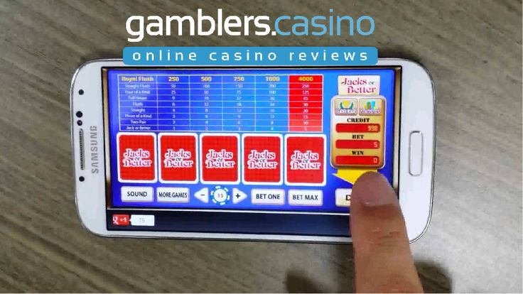 One of the most popular mobile casino games on the go is video poker. The game is based on both luck and skill. In other words, with a solid video poker strategy and a bit of luck, you can hit the high payouts. Mobile video poker also has a few variants like Aces and Faces, …