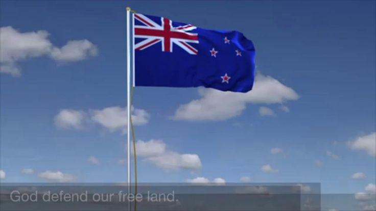 New Zealand National Anthem