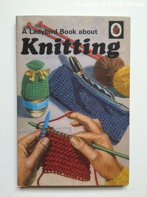 Vintage Ladybird book - A Ladybird Book about Knitting