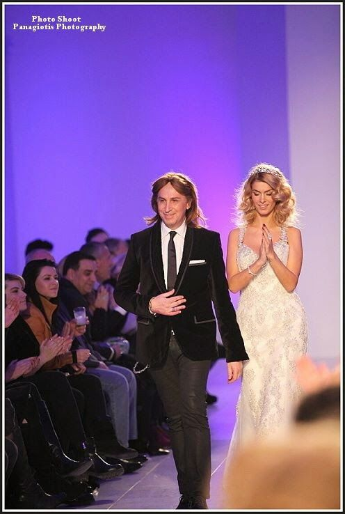 trend vision International: Michalis Maniatis A true legend in Athens Bridal W...
