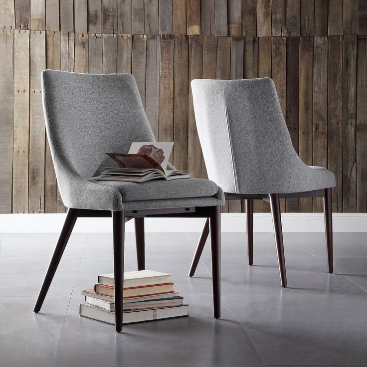 Sullivan Dining Chair - Grey (Set of 2) : Target