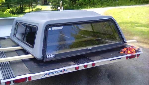 8' leer truck cap (Athens) $175