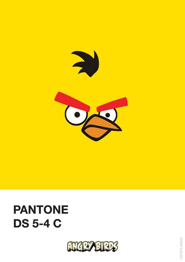 Pantone Angry Birds-2 - DS 5-4 Cby Filipe Marcus
