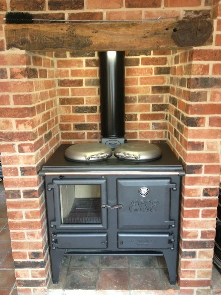 Woodburner Multi Fuel Hetas Registered Norfolk Based
