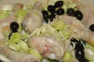 Praz cu masline, un mod foarte gustos de a gati leguma olteneasca
