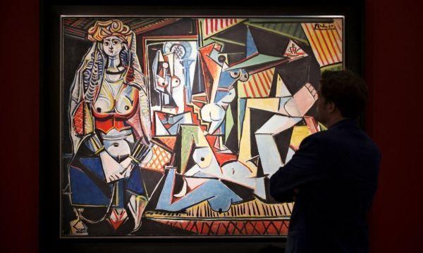 Итак, появилась новая самая дорогая картина в мире. Ее автор - очень плодовитый и совсем не древний #Пикассо. Каково?!