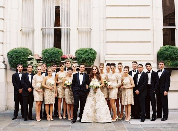 I'm not the kind of girl to have a wedding Pinterest board...but these outfits! My ideal looks for a wedding party!