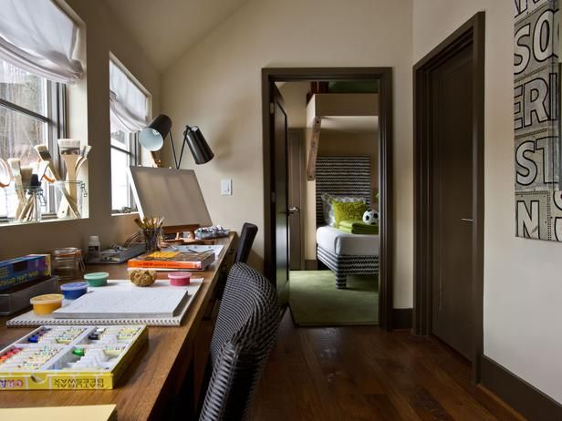 2012 HGTV Green Home Craft Area