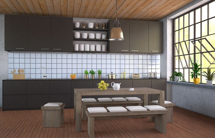 Kuchyně Celine 104 DM  #designovekuchyne #kuchyne #kitchen #modernikuchyne #modernibydleni #interier #design #gorenje