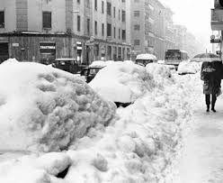 Risultati immagini per milano neve 1985