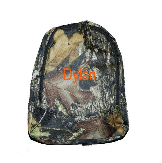 Personalized backpacks for toddlers are essential for kids on the go. From daycare to preschool to kindergarten and beyond, personalized backpacks for kids ensure your child never confuses her bag with another kid's and can find it quickly when needed.