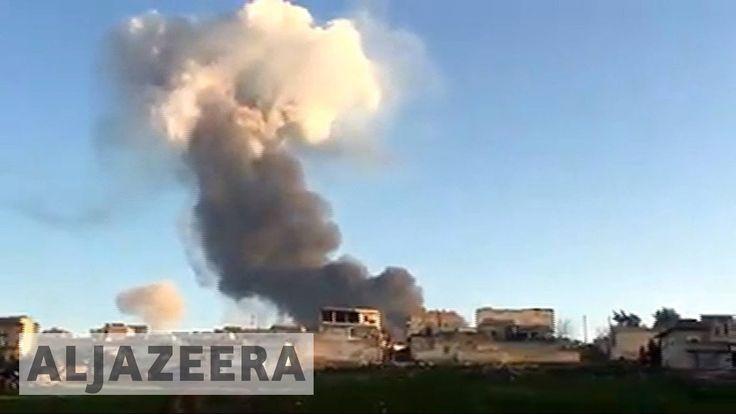 #news#WorldNewsAL Jazeera English News : Turkey launches Afrin offensive against Syria's YPG