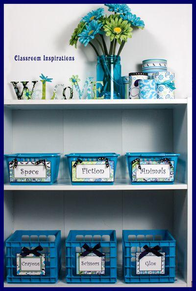 Classroom Theme Basket Ideas ~ Best book baskets ideas on pinterest leveled readers