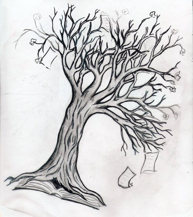 tree of knowledge -tattoo idea by ~allisonjessica on deviantART