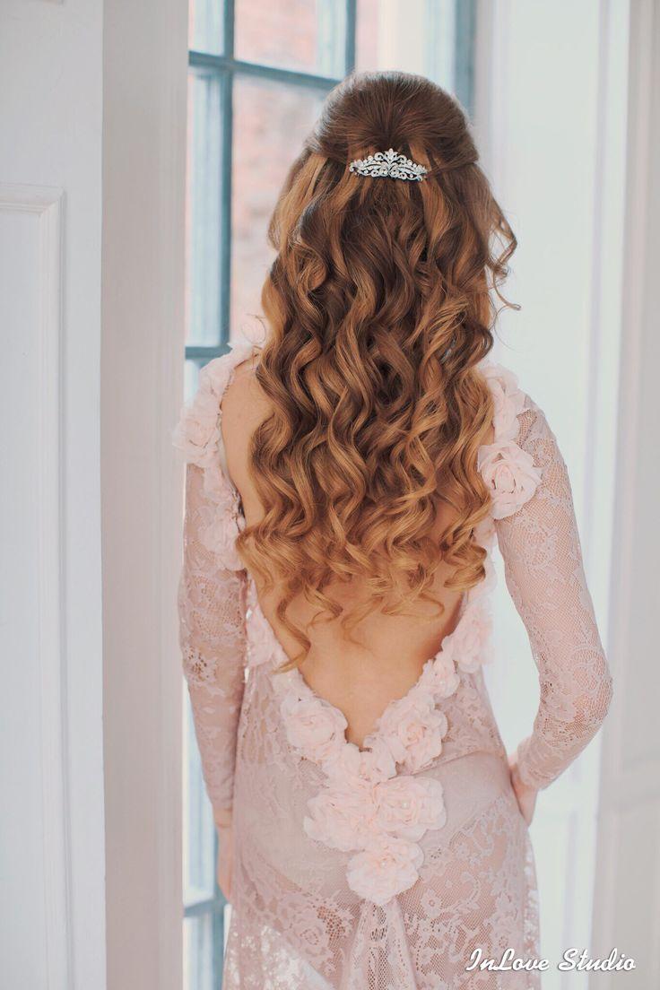 Локоны, curls