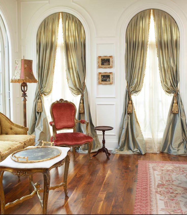 Best 25 tall window curtains ideas on pinterest tall for Best window treatments for casement windows