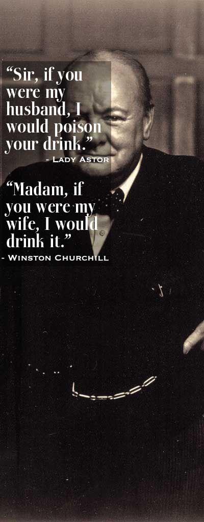 Churchill for the win!