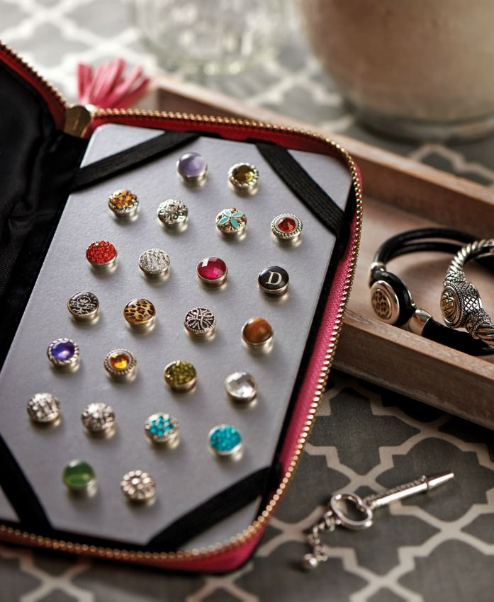 New Lotti Dottie storage case - a great way to store & organize your Dottie collection!