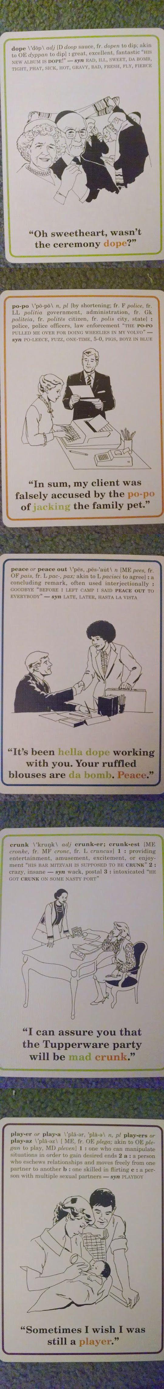 funny-slang-cards-box-words-hip-dope