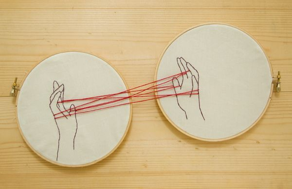 Cat's Cradle by mchenmchen, via Flickr