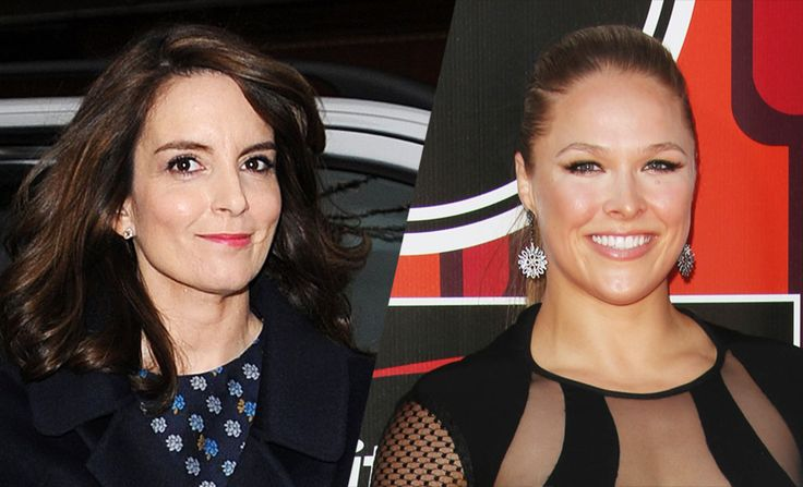 """Universal Pictures has acquired the Paula Pell pitch """"Do Nothing Bitches"""" with Tina Fey and Ronda Rousey attached to star. Story follows wealthy pampered wives who get a rude awakening at a camp wh..."""