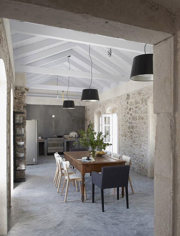 Villa Kalos Grèce - Maison d'hôtes splendide - Blog déco factorychic.