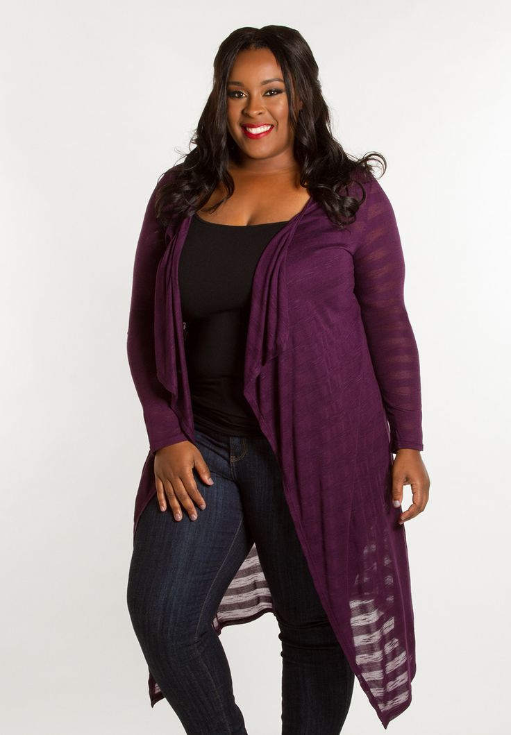 plus-size-fashion jamiecardigan_purple