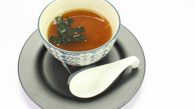La mia cucina etica: La mia Zuppa di Miso