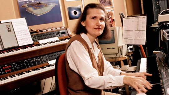 Wendy Carlos #synthesizer #instruments #guitar #sound #synthesis #artist #recording #video #music @N_G_M_Magazine