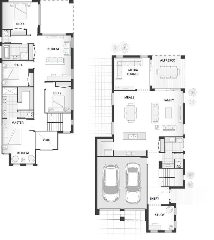 Preston 2 floor plan nelson homes for Floor plan database