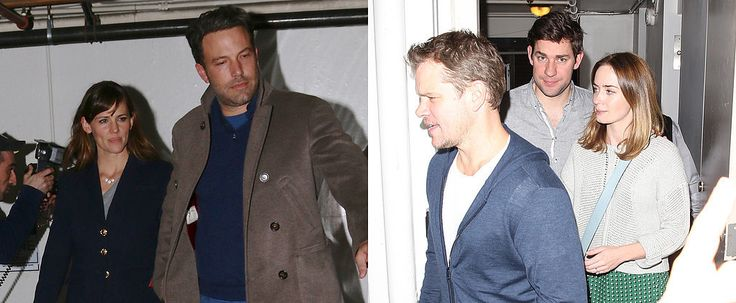 Ben Affleck and Jennifer Garner Go on a Triple Date With Your Favorite A-Listers