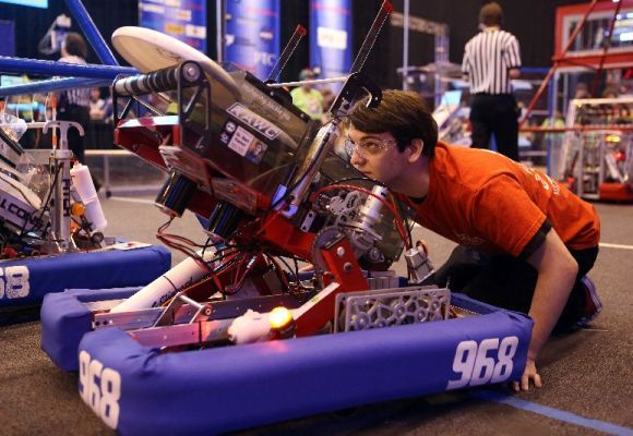 3D Systems Teams Up with FIRST Robotics Competition