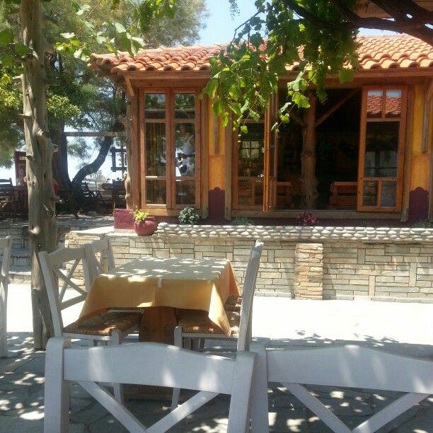 Navagio Bar, Limenaria, Thassos-Greece