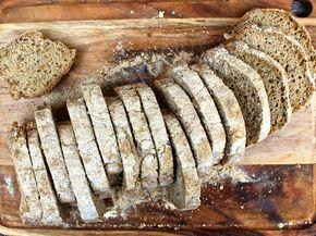 Ja, jag har bytt bild… ;) Det blev ett jättefint naturligt glutenfritt surdegsbröd och jag behövde inte experimentera särskilt mycket alls. Jag är superlycklig! Det blev så gott! Och det var …