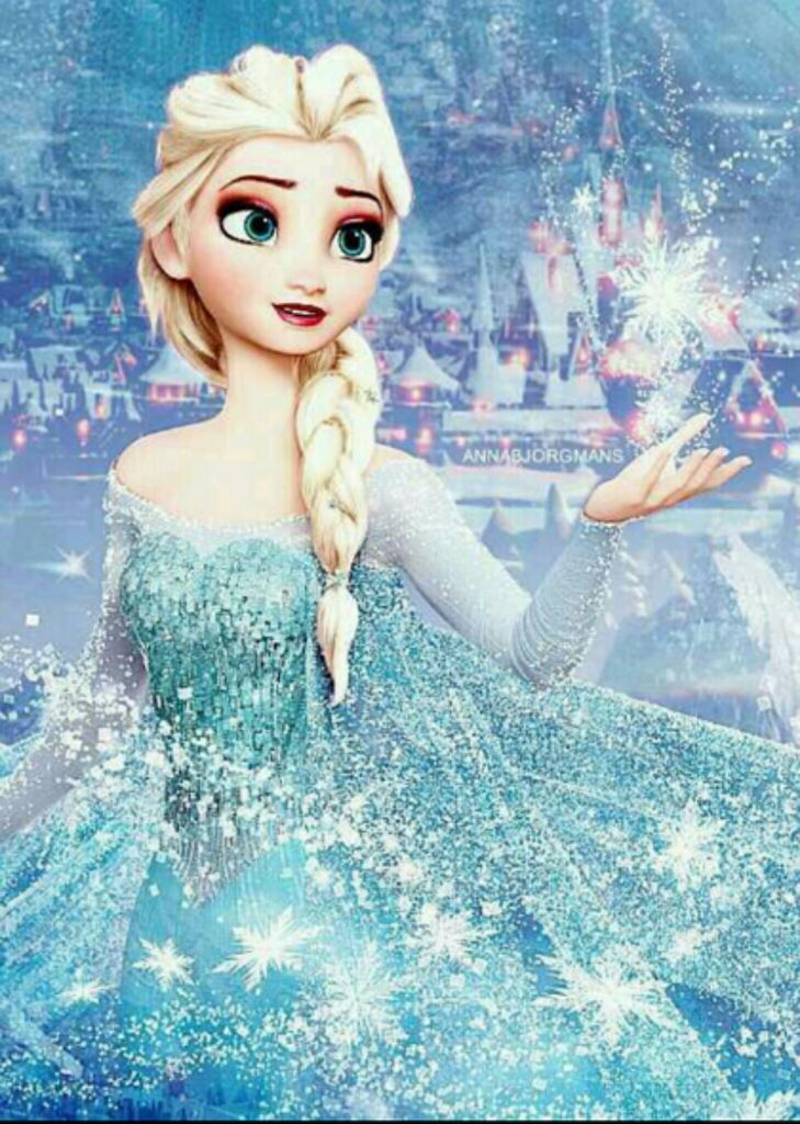 Disney frozen elsa perfect wedding dress disney i - Princesse frozen ...