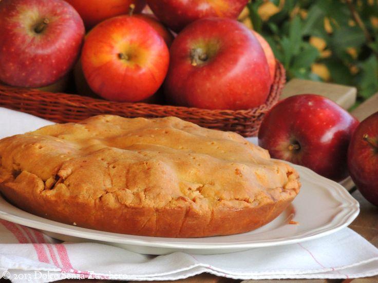 Torta di mele senza zucchero e senza farina ha un indice glicemico basso, è naturalmente priva di glutine ed è preparata con ingredienti 100% naturali.