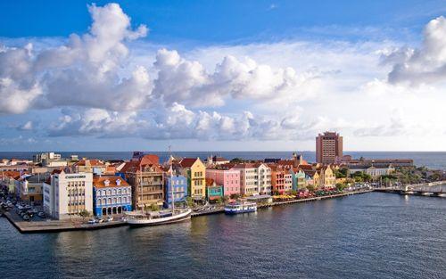 Downtown Willemstad