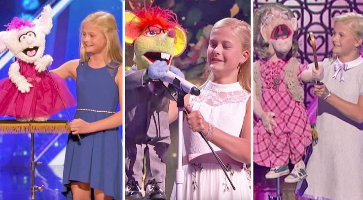 Country Music Lyrics - Quotes - Songs America's got talent - Re-Live All Of 12-Year-Old Ventriloquist Darci Lynne's 'America's Got Talent' Performances - Youtube Music Videos https://countryrebel.com/blogs/videos/re-live-all-of-12-year-old-ventriloquist-darci-lynnes-americas-got-talent-performances