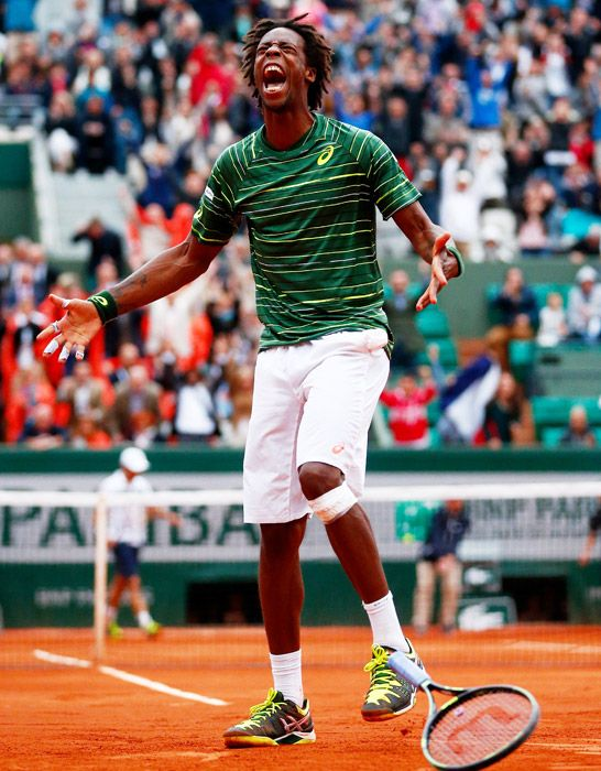 全仏オープン2015特集 【テニス365:tennis365.net 】