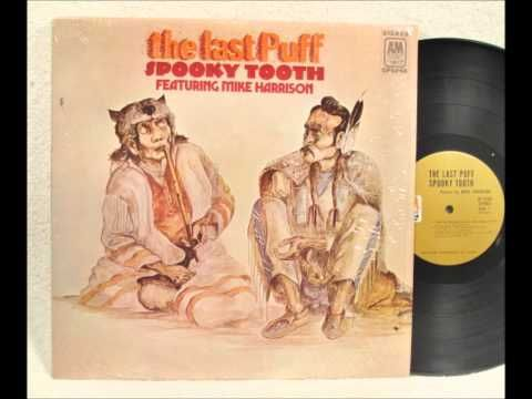 "▶ Spooky Tooth - ""Nobody There At All"" [From LP 'The Last Puff'] [Spooky Tooth was an English hard rock, psychedelic rock band from the late 1960s. Band members in 1969: Mike Harrison - keyboards, vocals/ Gary Wright - organ, vocals/ Luther (Luke) Grosvenor - guitar, vocals/ Andy Leigh - bass, vocals/ Mike Kellie - drums ~ After Spooky Tooth's split in 1974, Wright continued his solo career, culminating in ""Dream Weaver.""] `j"