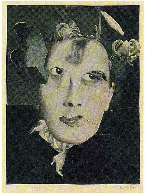 Hannah Hoch - English Dancer, 1928